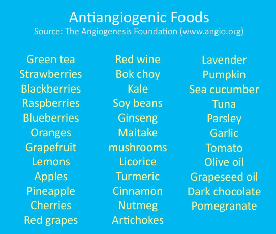 cancer fighting foods integrative cancer answers