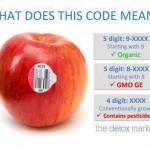 Organic GMO Labels
