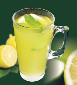 Lemon Ginger Detox Juice