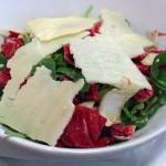 Tricolore Salad Radicchio Endive Arugula