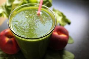 Green Smoothie Shake 4-16-15