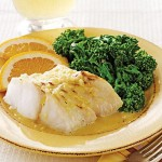 Halibut Garlic Orange Zest Recipe