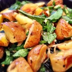 East Indian Mint Potatoes Recipe