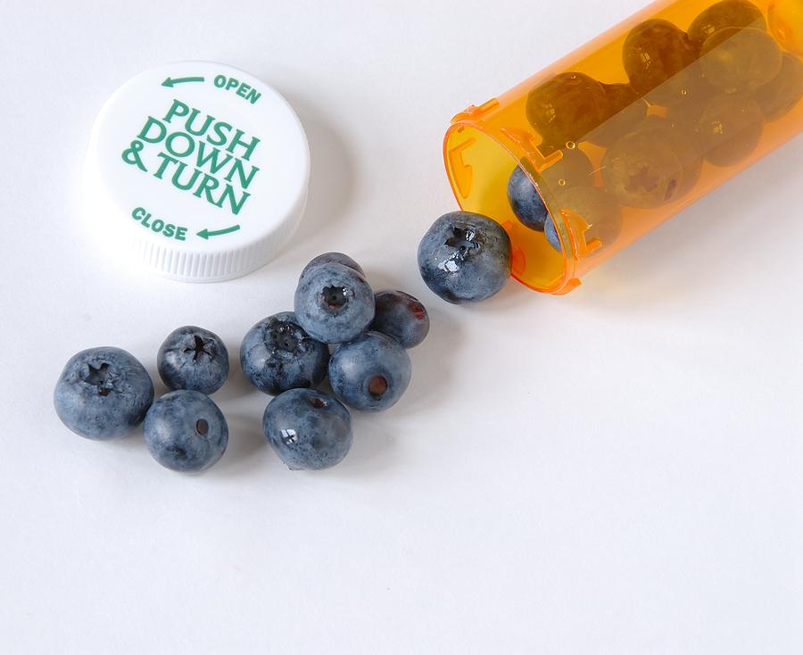 Blueberry Blueberries Health Memory