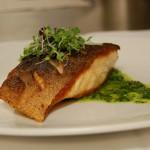 Grilled Salmon Pesto Recipe