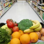 Healthy Groceries Aisle