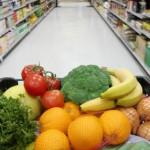 Healthy Groceries Aisle
