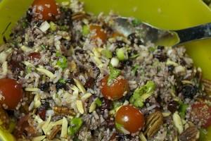 Wild Rice Pilaf Recipe