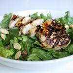 Saffron Chicken Salad Recipe