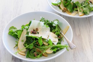 Recipe Pear And Fennel Salad With Caraway And Pecorino