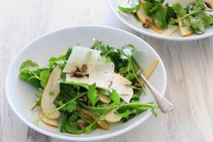 Pear Fennel Caraway Salad