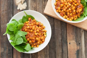 Chickpeas Garbanzo Beans Curry Recipe