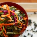 Seaweed Ginger Carrot Salad Recipe