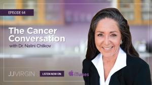 Jj Virgin Podcast Nalini Cancer
