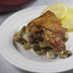 Chicken Artichoke Olive Recipe