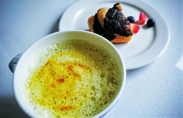 Recipe Turmeric Tea Latte Integrative Cancer Answers