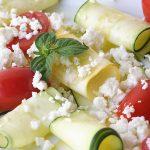 Zucchini and Yellow Squash Salad