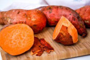 Zesty Grilled Sweet Potato