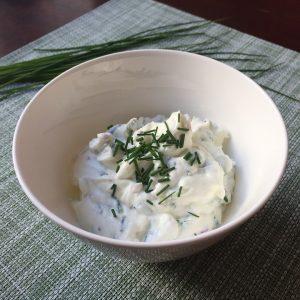 Roasted Fennel Artichoke Onion Dip