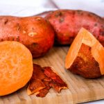 Sweet Potatoes with Tahini Butter